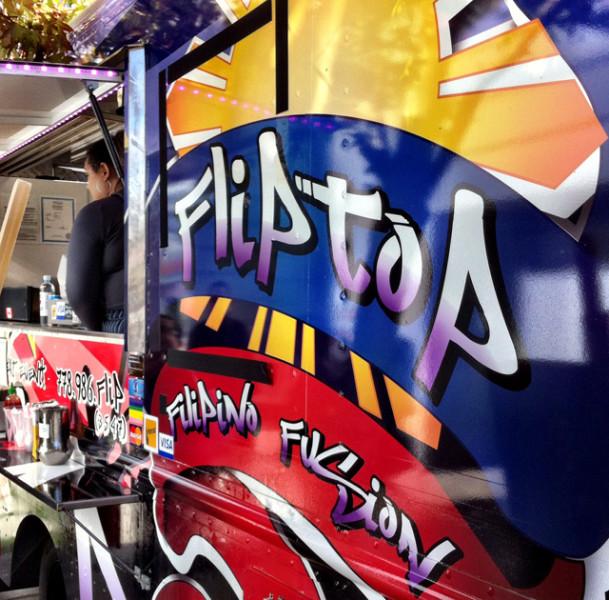 Fliptop Filipino Fusion Vancity Buzz