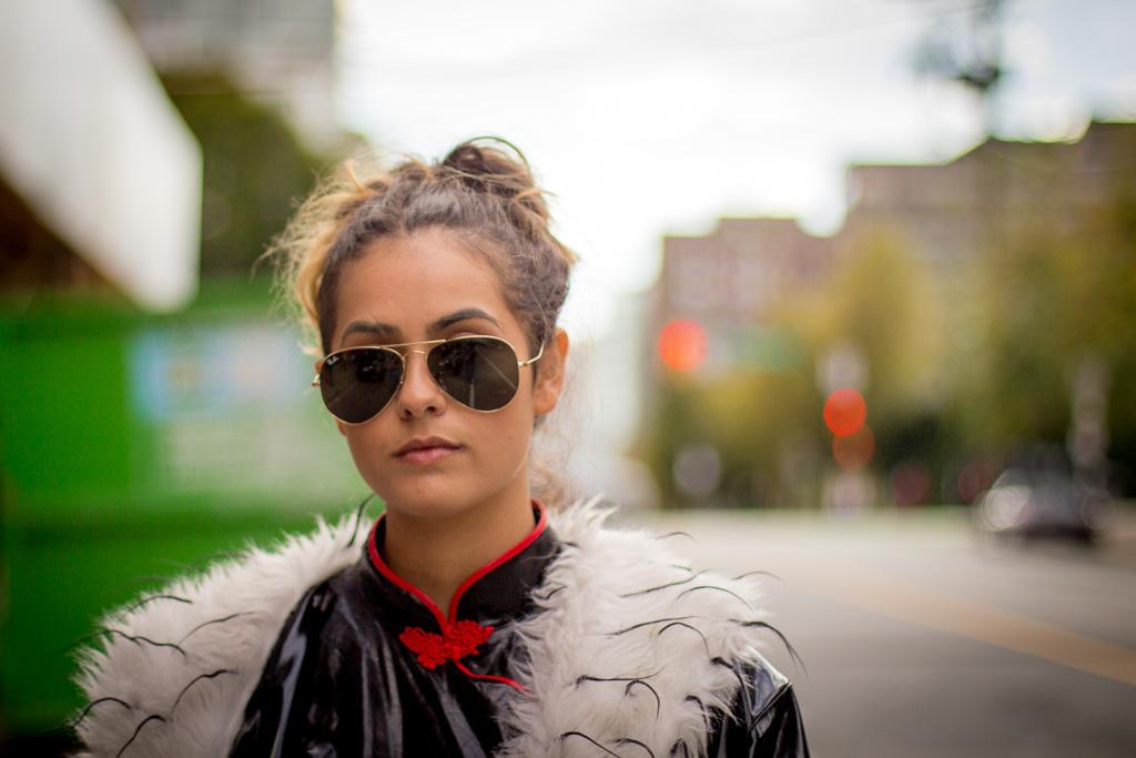 Street Scouting: Futuristic Fashion