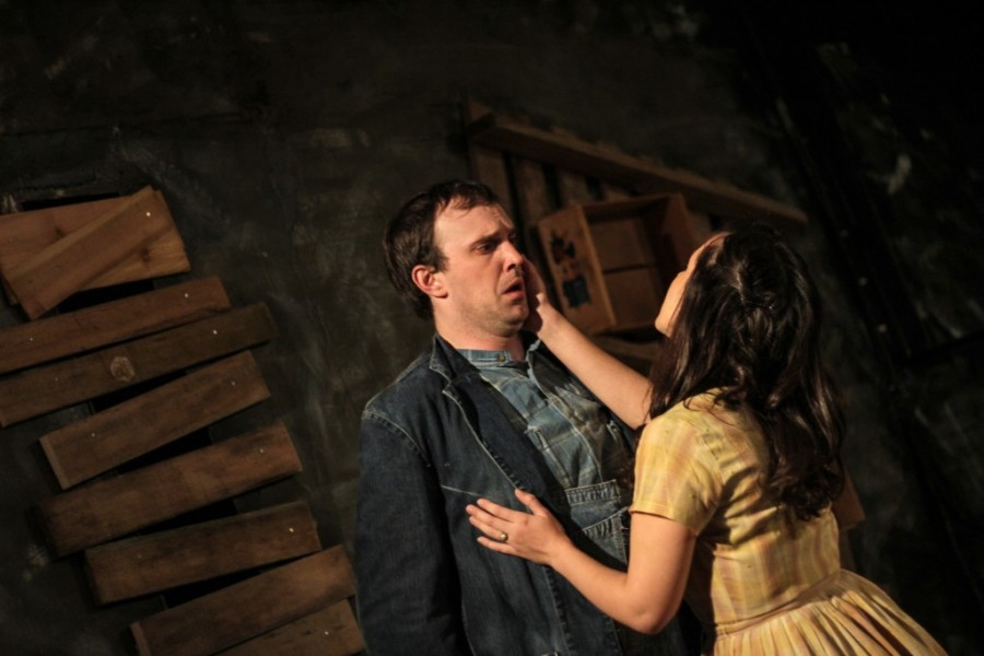 Of Mice And Men Production Still