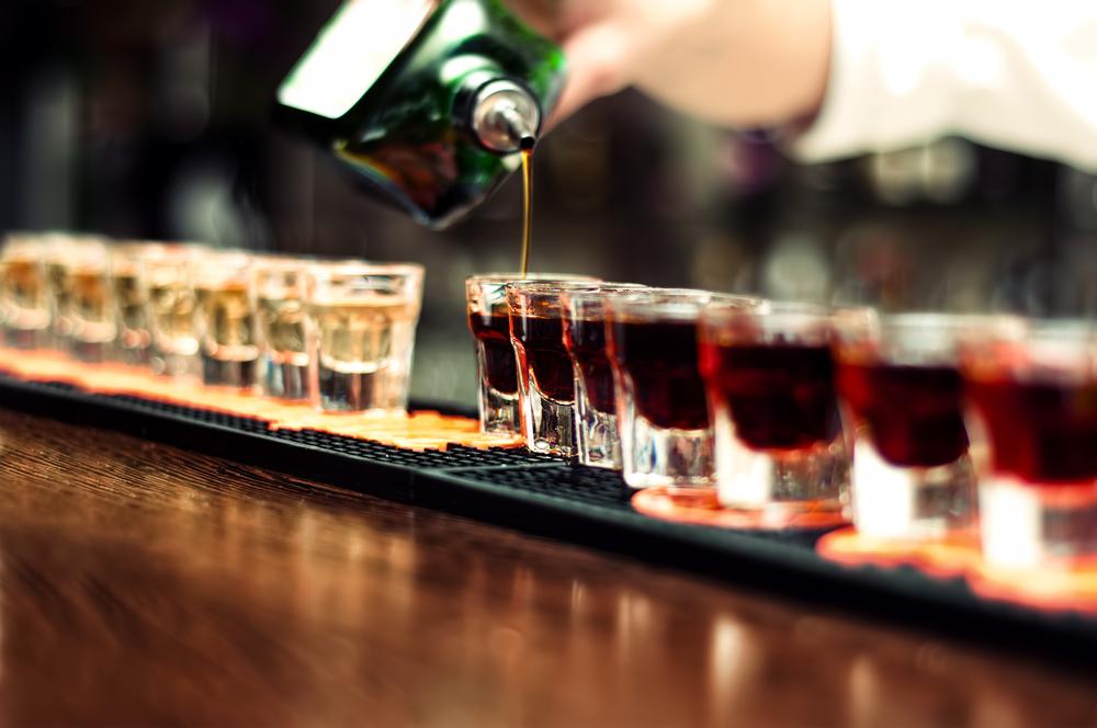 Beer Wine Alcohol / Shutterstock