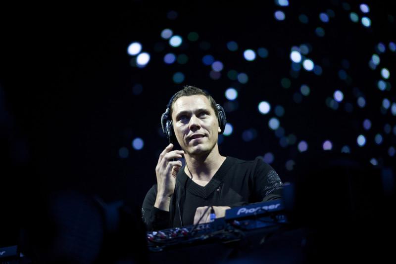DJ Tiesto / Shutterstock