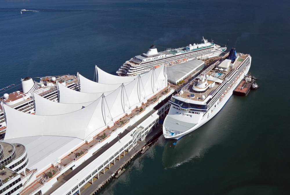 Canada Place Alaska Cruise Shutterstock