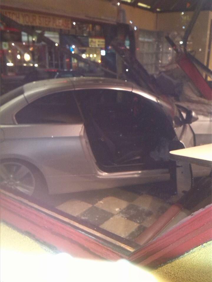 Denman Fatburger Crash