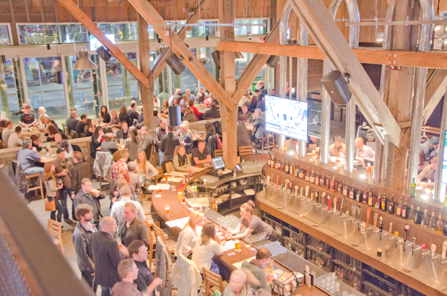 Craft Beer Market Vancouver Olympic Village