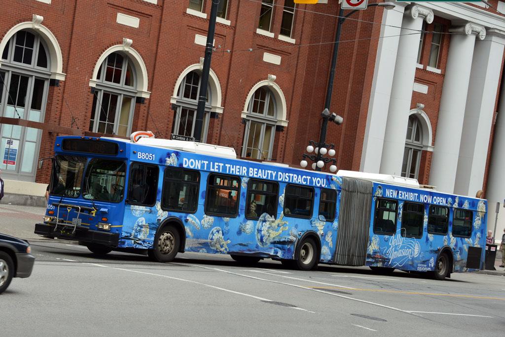 Jelly Invasion Bus Wrap photo 4