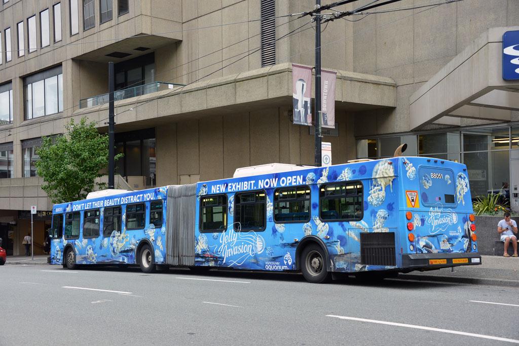 Jelly Invasion Bus Wrap photo 6