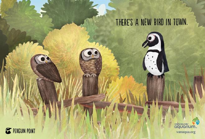 Penguin_Owls