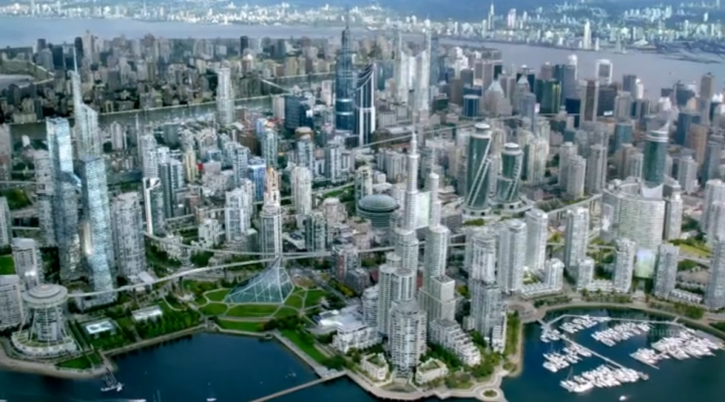 Almost Human Vancouver 2048