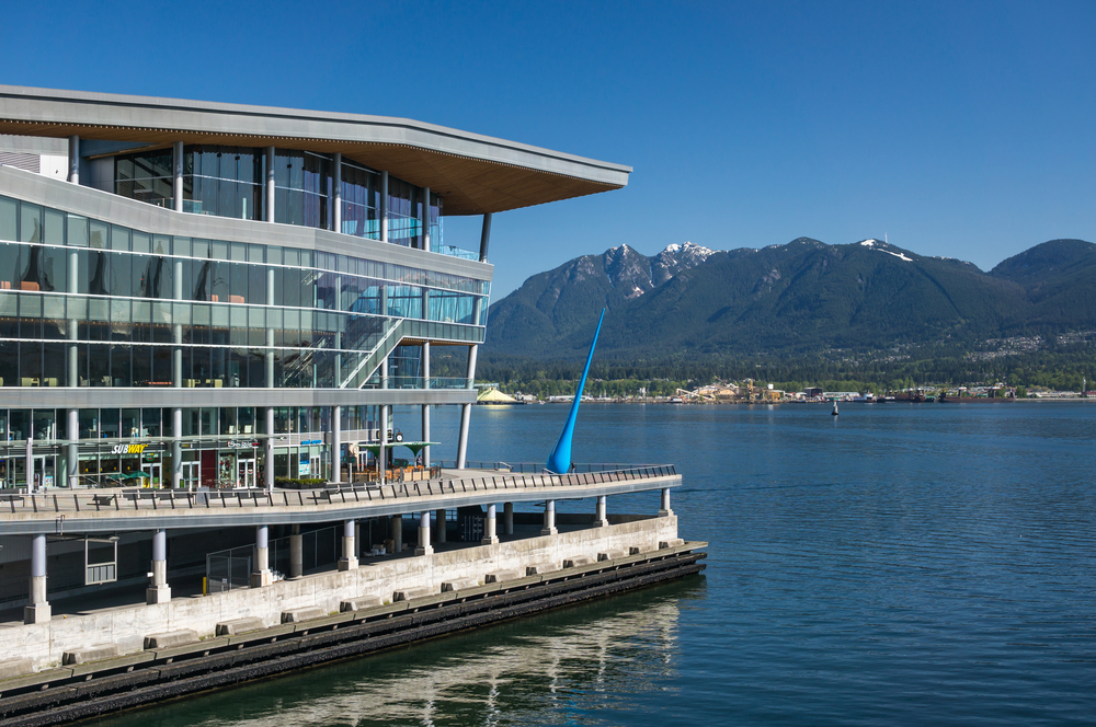 Vancouver Convention Centre / Shutterstock