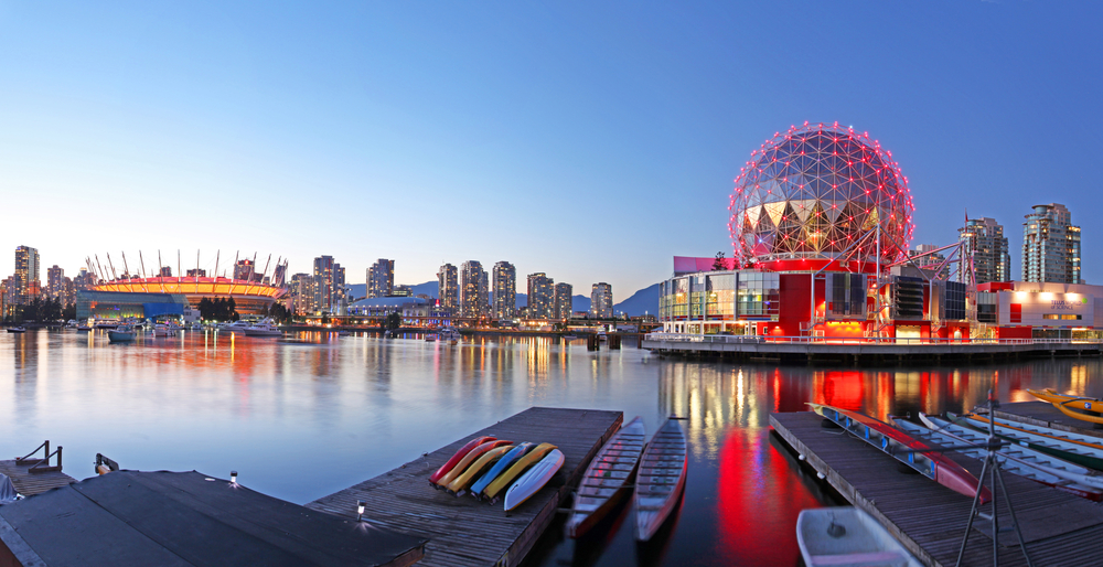 Vancouver Travel Destination