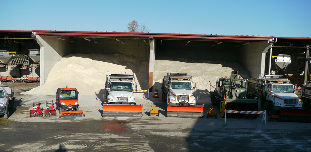 Snow removal Vancouver