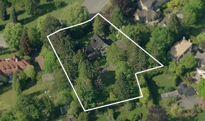 1288 The Crescent, Vancouver, British Columbia, Canada, V6H 1T4