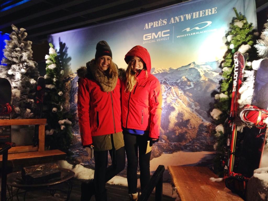 Apres ski gmc