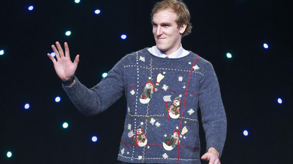 Canucks ugly sweater Dale Weise