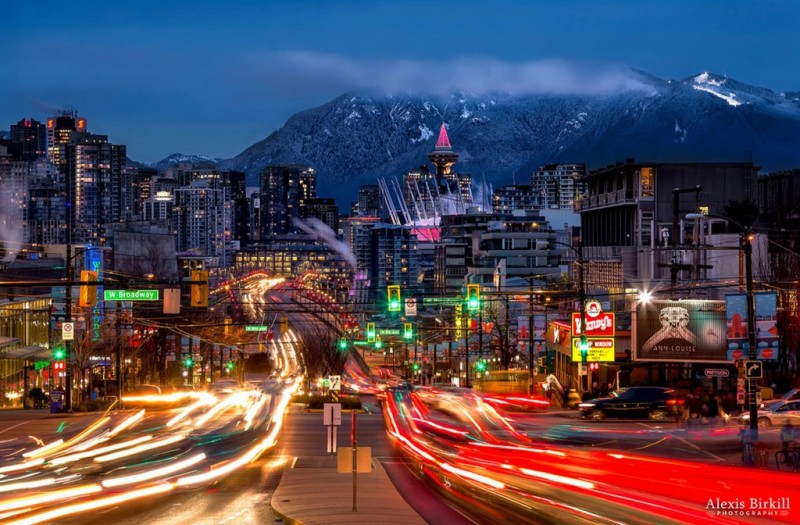 Christmas in Vancouver