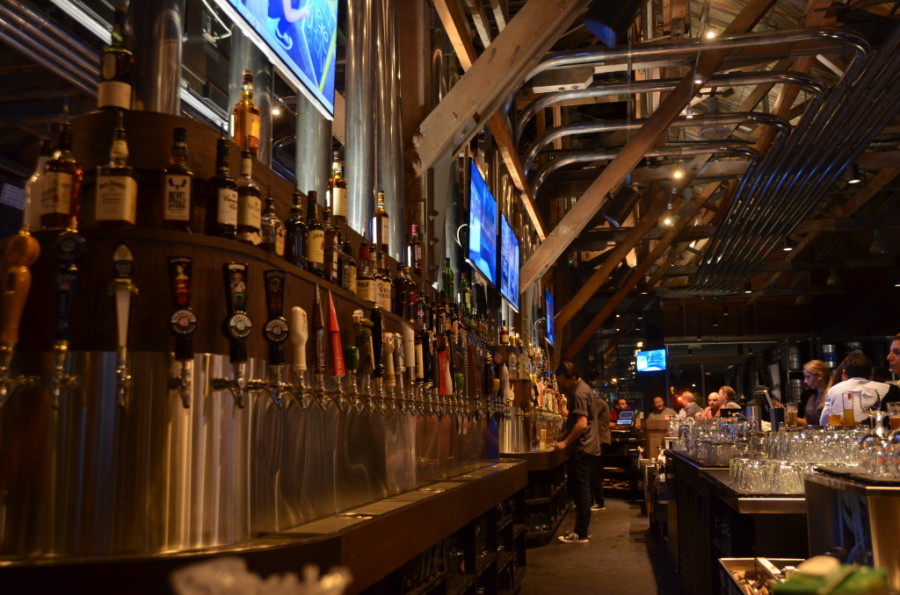 CRAFT Beer Market do taps justice