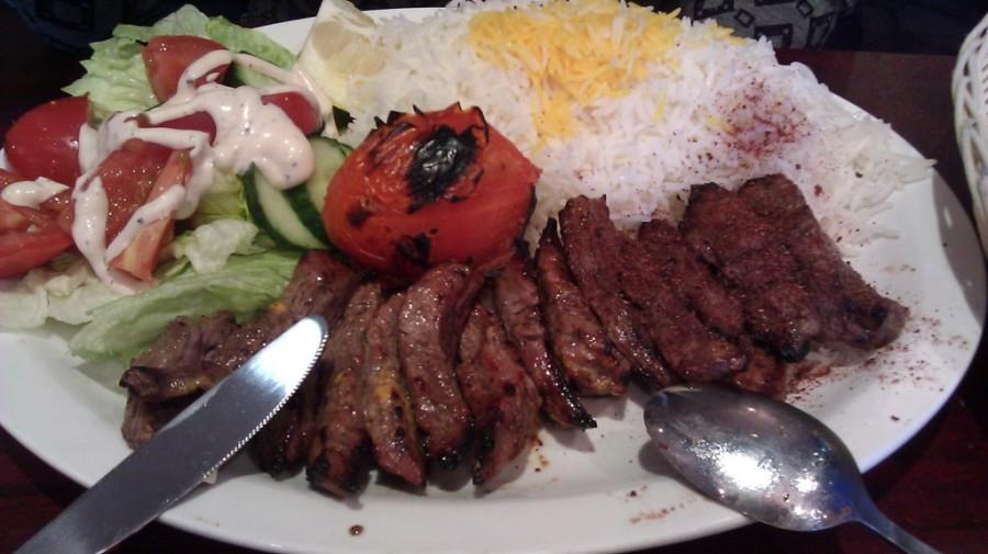 Yalda Food