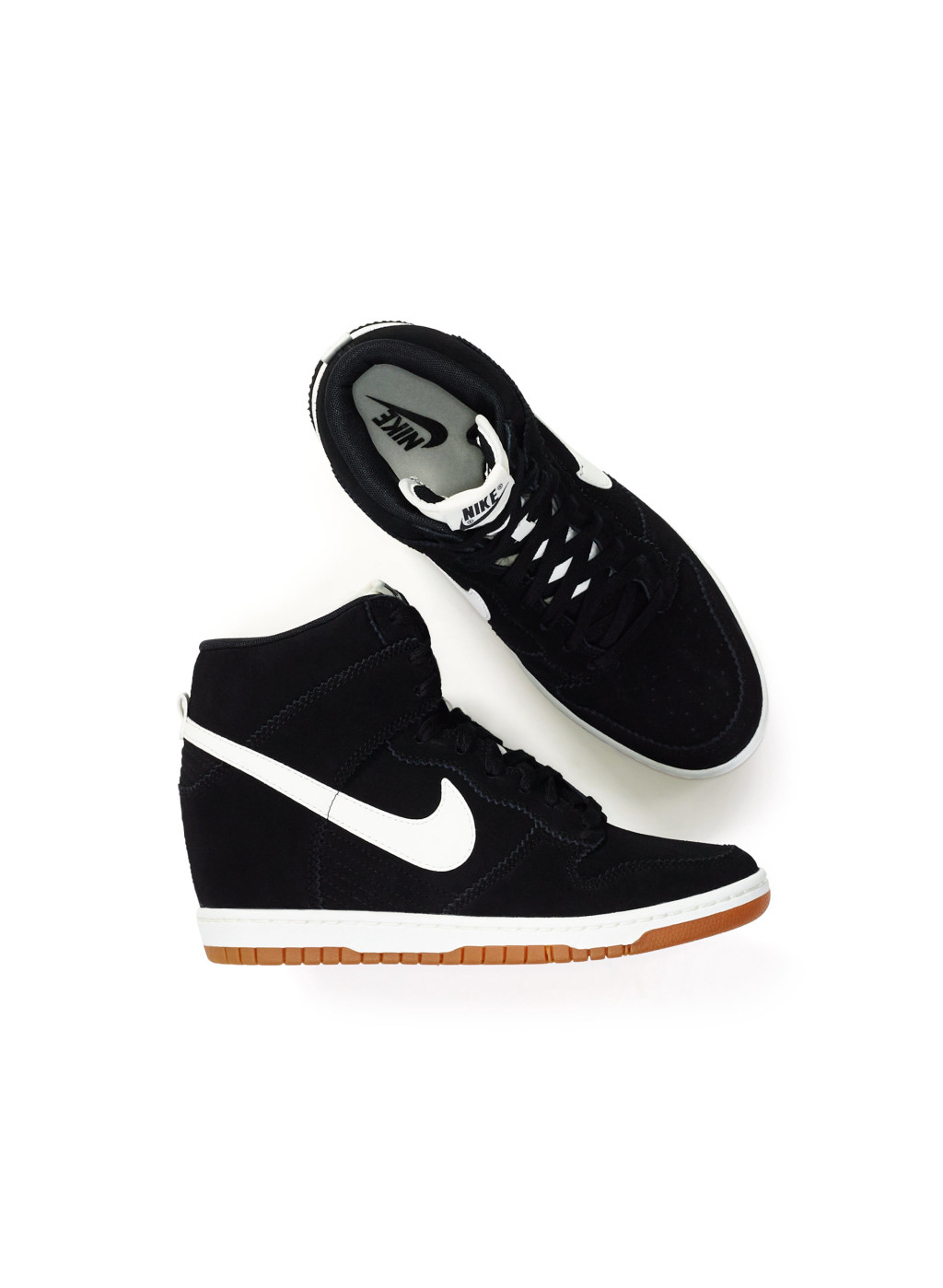 big sale 71aed 7ffba Nike Dunk Sky High Heels Yr 12