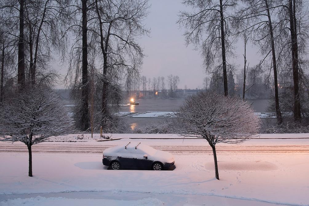 Anthonyjsk snowfall