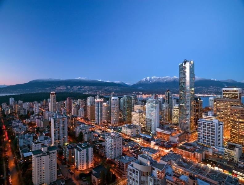 Shangri-La Hotel Vancouver - 2