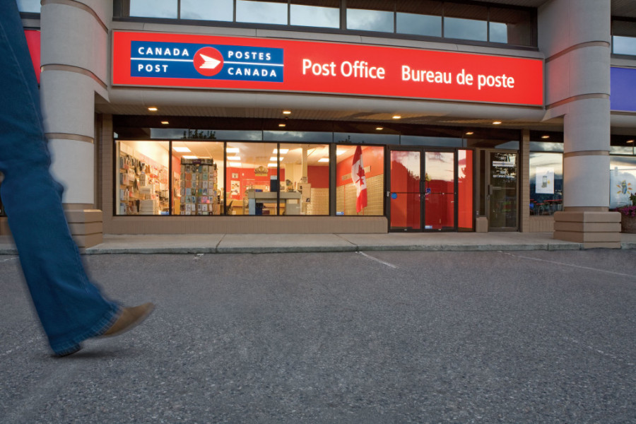 Canada Post phase out home delivery