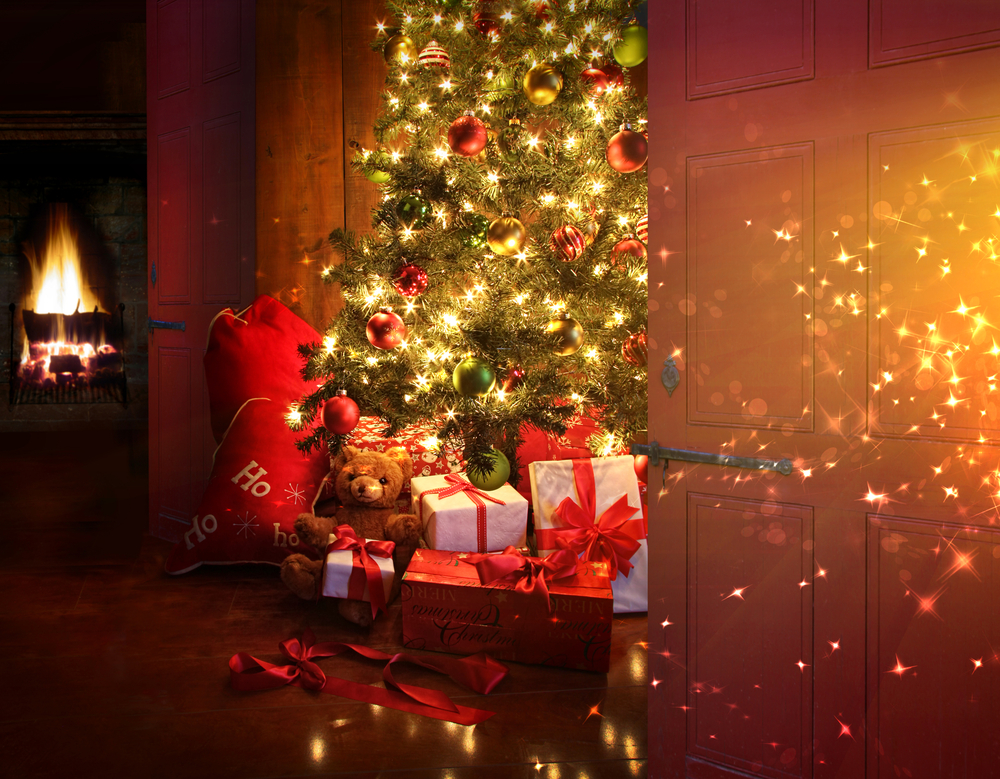 Christmas tree / Shutterstock