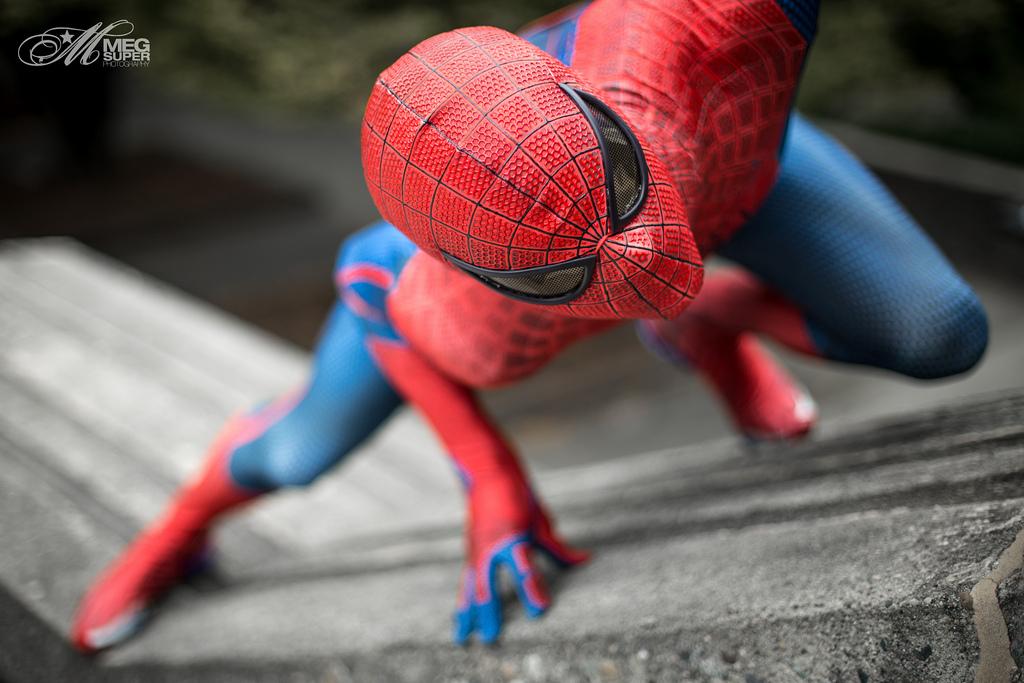 Spider-Man Spiderman Vancouver Todd Whalen