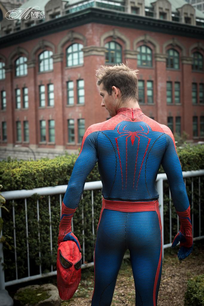 9765664324_82e336b55e_bSpider-Man Spiderman Vancouver Todd Whalen