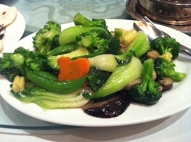 A Taste of Chinese New Year - Kirin Restaurant