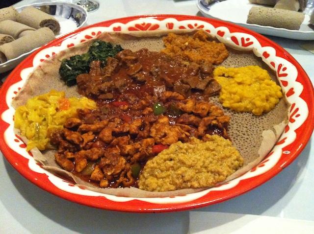 A Taste of Ethiopia - Fassil Restaurant