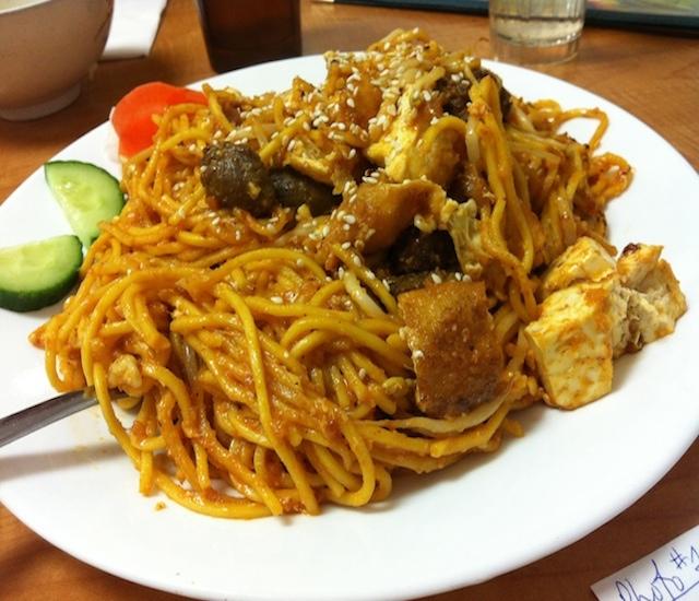 A Taste of Singapore/Malaysia - Prata Man