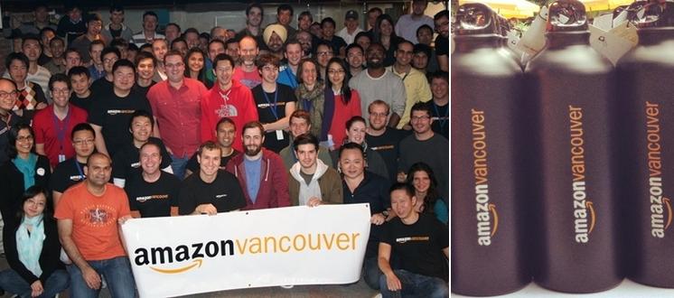 Amazon Vancouver