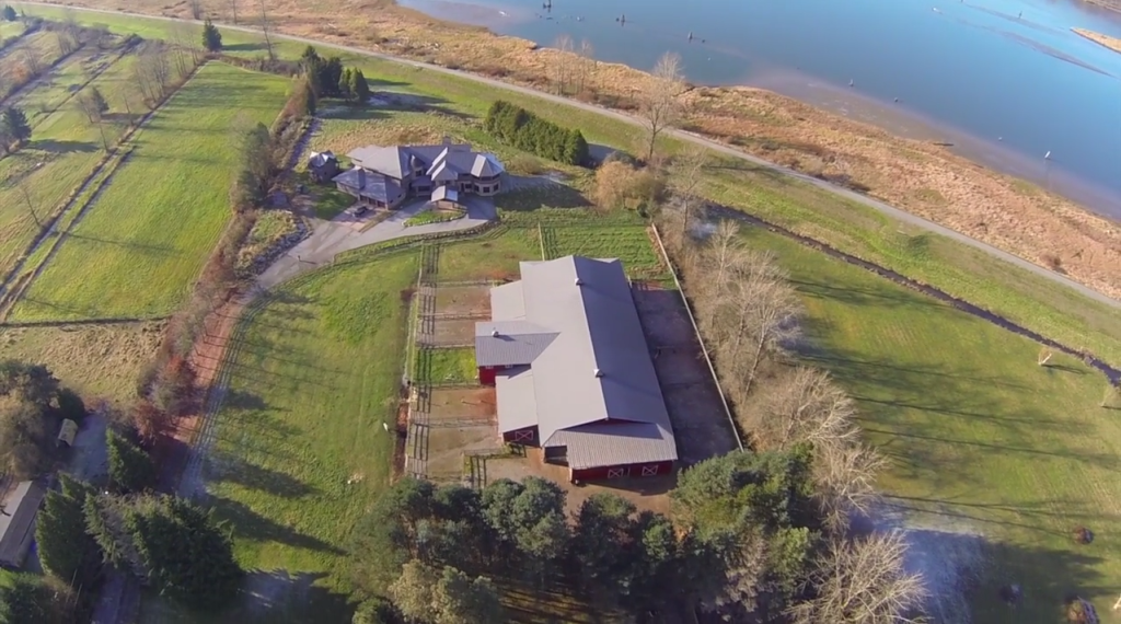 Real Estate Drone Mcnab