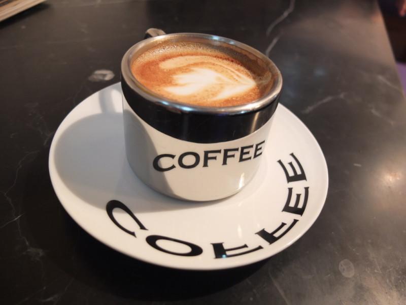 The coffe