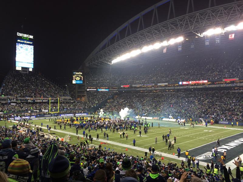 Seattle Seahawks 2013 NFC Champions - Vancity Buzz