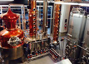 Yaletown Distillery