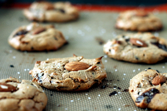 6-Ingredient Flourless Almond Butter Cookies