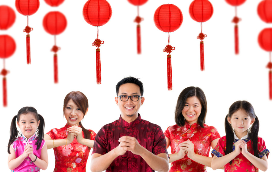 Chinese New Year / Shutterstock