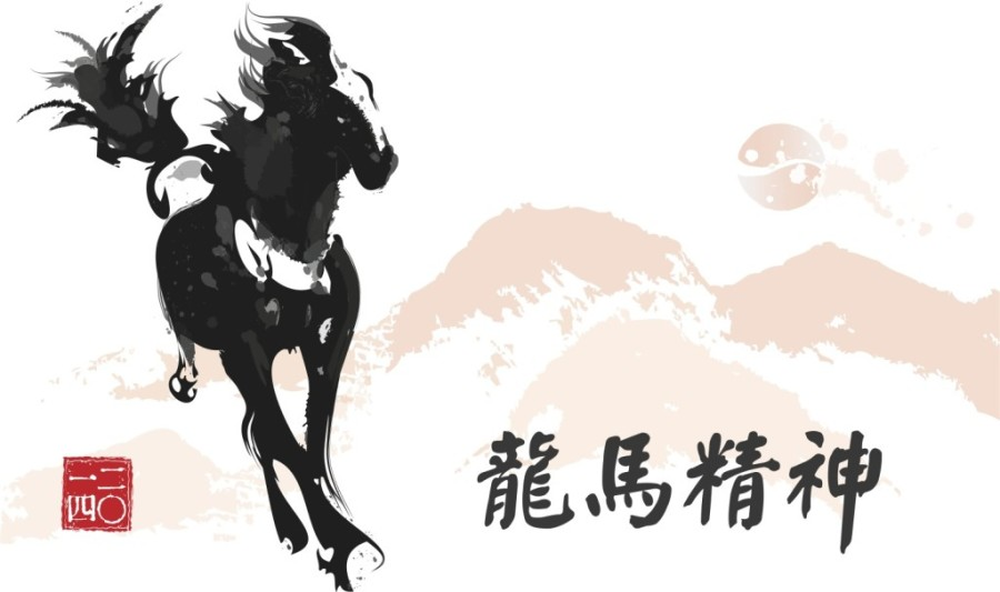 Year of the Horse Chinese New Year / Shutterstock