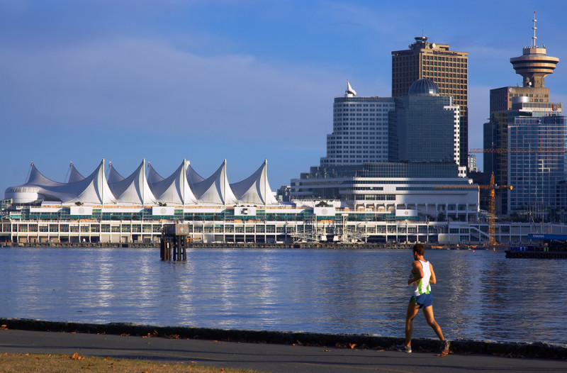 running vancouver seawall stock