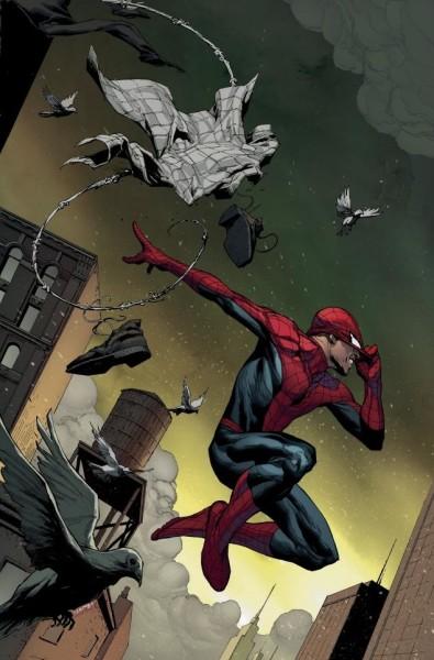 Spider-Man #1 Variant