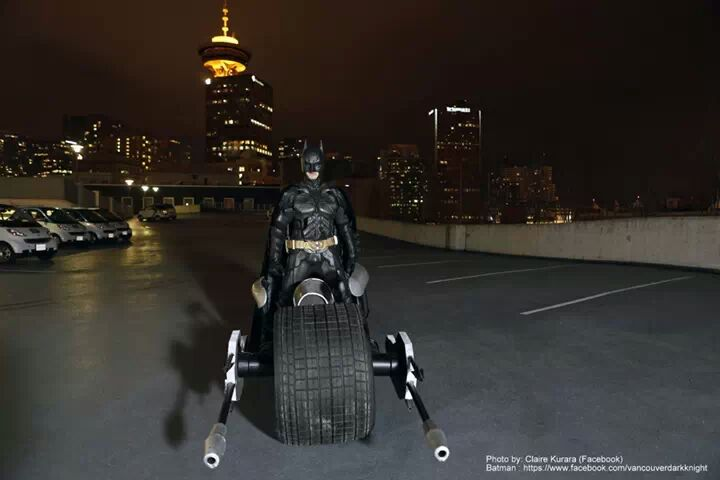 Batman The Dark Knight Vancouver
