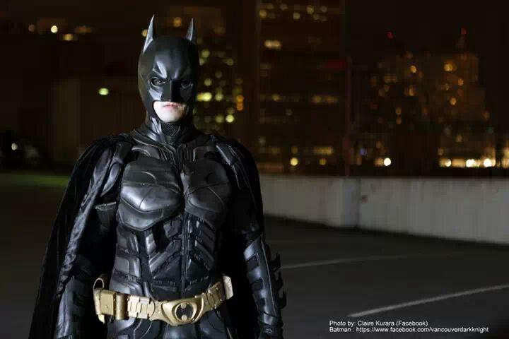 Batman The Dark Knight Vancouver