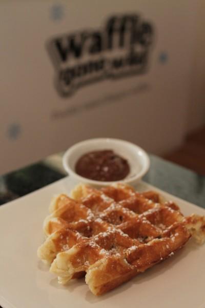 waffle plain