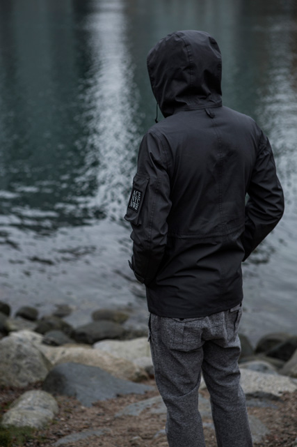 Wings + Horns gore-tex jacket