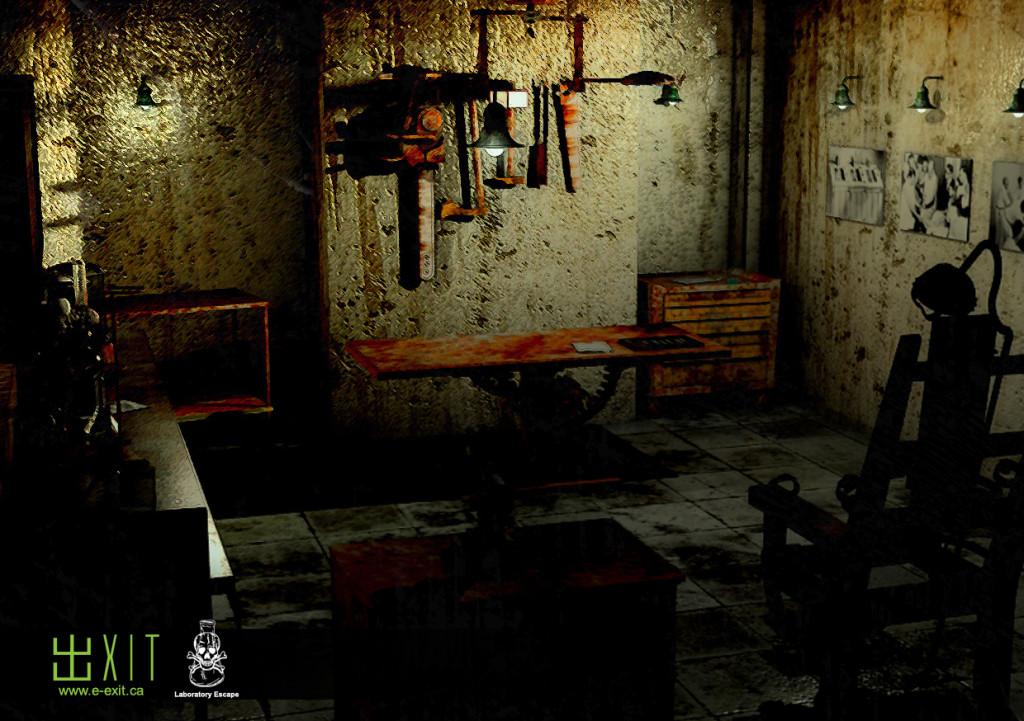 Escape Room For  Vancouver