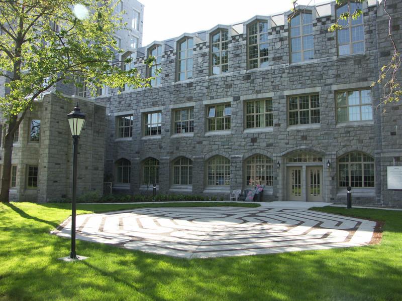 UBC Iona Building