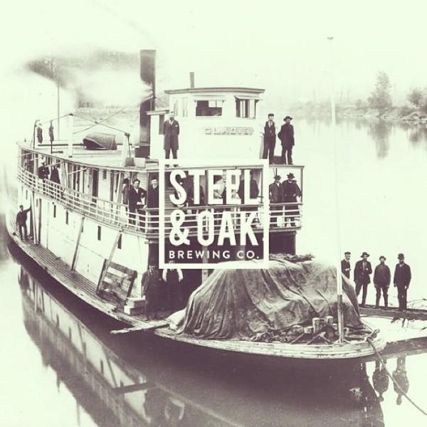 Steel & Oak