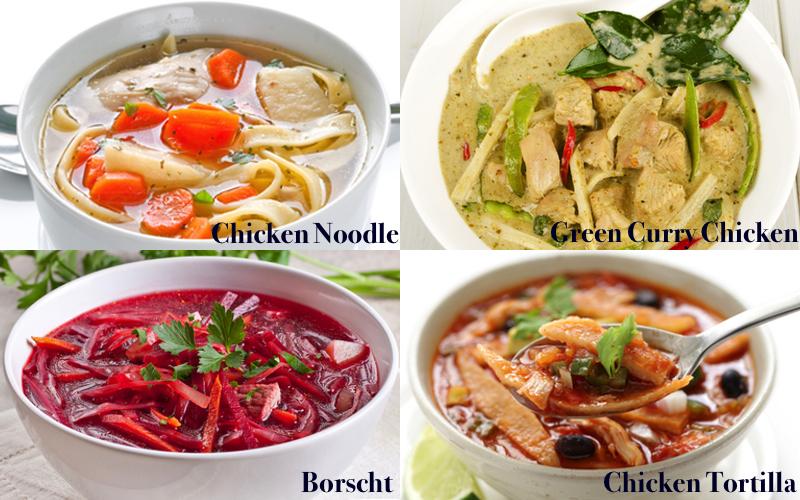 4 soups happy planet