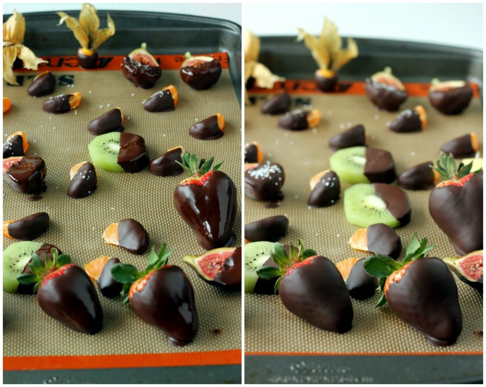 Assorted Dipped Chocolate Fruit